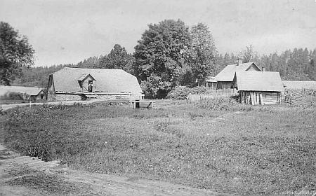 Jedna z osad v kdysi jazykově německé farnosti Alt-Laitzen, dnes lotyšském Veclaicene, rodišti jeho ženy
