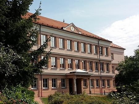 V těchto prostorách sídlí Státní okresní archív v Prachaticích teprve od roku 1999