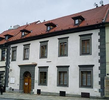 V letech 1958–1999 využíval archív mimo jiné i budovu čp. 43 vHorníulici