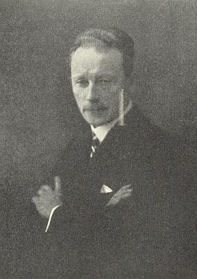 Na snímku, který pořídil vídeňský fotograf Hermann E. Kosel