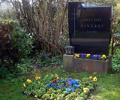 Hrob na vídeňském Centrálním hřbitově