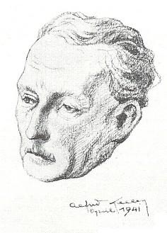 V sedmdesáti letech na kresbě AlfredaKellera