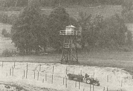 """Budování """"železné opony"""" při Alžbětíně pokračovalo i v sedmdesátých letech dvacátého století"""