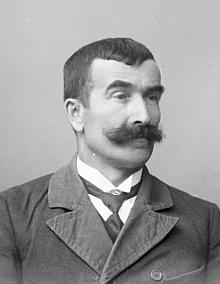 Mlynář Leopold Böhm (Böhmův mlýnI.)