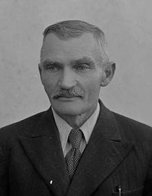 Mlynář Josef Böhm (Böhmův mlýn II.)