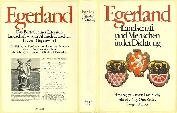 Obálka (1984) knihy vydané v Mnichově nakladatelstvm Langen Müller