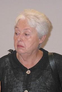 Barbara Coudenhove-Kalergi, dnes významná rakouská publicistka, je adresátkou Dopisu Barbaře