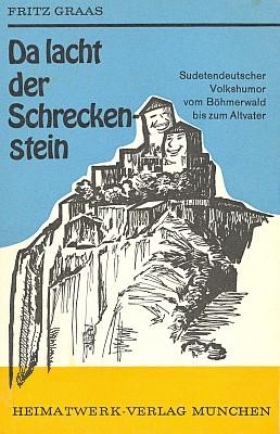Obálka (1968) knihy vydané v mnichovském nakladatelstvíHeimatwerk