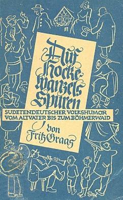 Obálka (1949) sborníku ještě samerickou licencí (Ackermann Verlag, Wunsiedel)