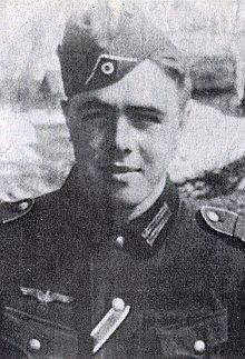 Tak mladý zahynul v roce 1942