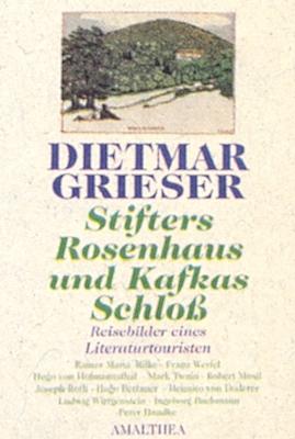 Obálka (1995) knihy vydané ve Vídni aMnichově nakladatelstvím Amalthea