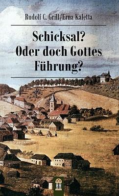 Na obálce knihy, kterou vydal společně se sestrou Ernou (Patrimonium-Verlag Aachen, 2018),je malba Adalberta Stiftera, zobrazující Horní Planou