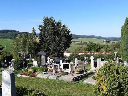 Hrob na hřbitově v Hořicích se nedochoval
