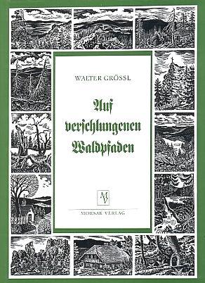 Obálka (1992) knihy vydané v nakladatelství Morsak v Grafenau