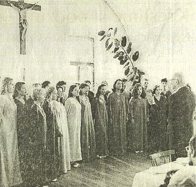Pěvecký sbor jihočeských učitelek zazpíval i Panevropskou hymnu