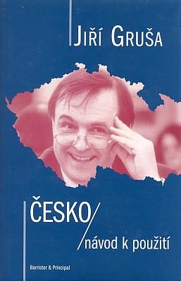 Obálka (1998) knihy vydané v brněnském nakladatelství Barrister & Principal