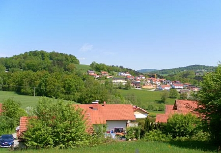 Harsdorf při Röhrnbachu