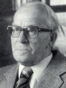 Řídící učitel Heinrich Klima (1899-1993)