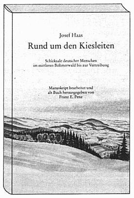 Obálka (1996) jeho knihy vydanéF. E. Penzem v Alxingu