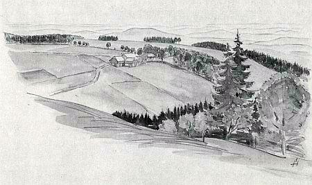 ... a v kresbě Josefa Haase