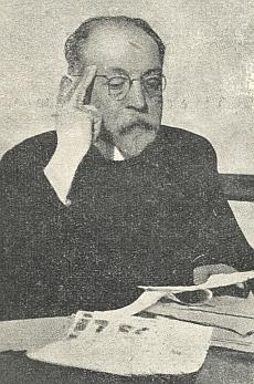 """Farář Emmanuel Reichenberger, zvaný """"otec vyhnanců"""""""