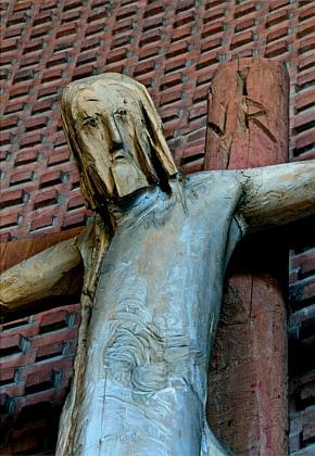 Podílel se na výtvarné výzdobě farního kostela sv. Petra v Pasově