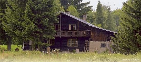 Rodný dům ve Volarech