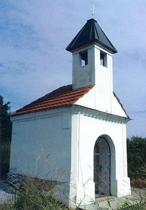 Kaple v její rodné Štiptoni