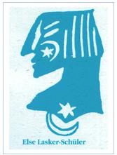 Logo 12. Else-Lasker-Schüler-Forum v Praze, kam přijel v říjnu 2004 na návštěvu poprvé po 65 letech