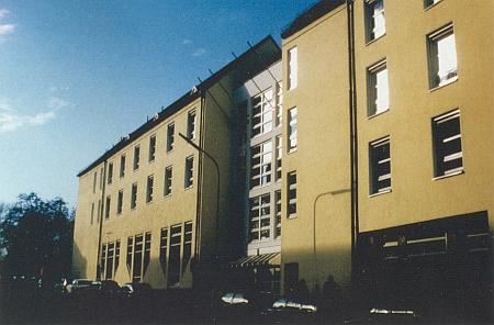 """Sudetoněmecký dům v Mnichově, kde sídlí i Adalbert Stifter Verein a kde jsem mohl kdysi sbírat také materiály pro """"Kohoutí kříž"""""""