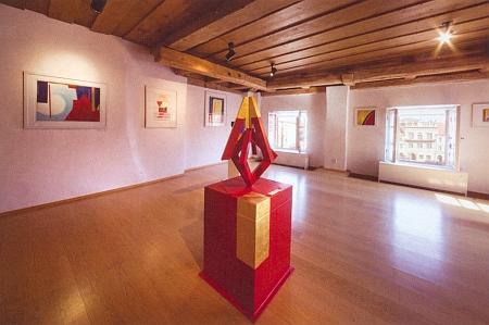 Dva záběry z jeho galerie
