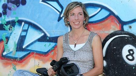 Dcera Natalie Halla, linecká filmová režisérka, natočila o své babiččce Anně Mutterové film