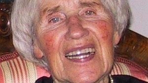 Její matka Anna Mutterová