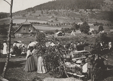 Společenský život v zaniklých Stříbrných Horách