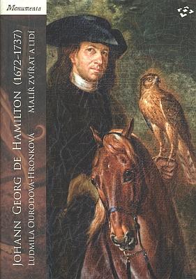 Sám sebe tu zpodobil jako sokolníka na obraze, jehož detail zdobí obálku knihy o něm, vydané Národním památkovým ústavem v Českých Budějovicích