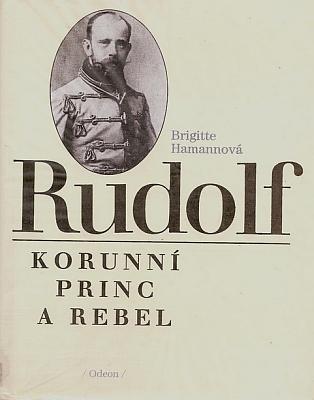 Obálka (1993) českého překladu knihy okorunním princi, která vyšla v pražském Odeonu