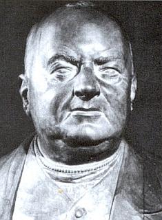 Jeho bystu vytvořil významný umělec vídeňské secese Leopold Forstner, rodák z Bad Leonfelden