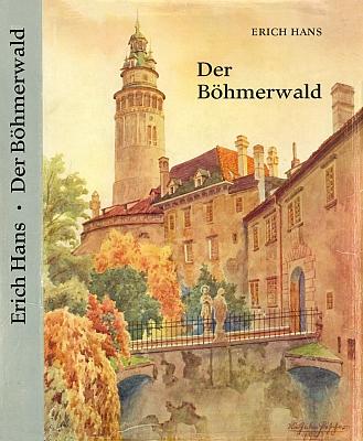 Jeho encyklopedicky pojatá kniha o Šumavě (1964) scennou obrazovou přílohou použila na obálce krumlovský motiv z díla malíře Wilhelma Fischera