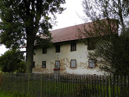 Myslivecké Údolí na snímku z roku 2013