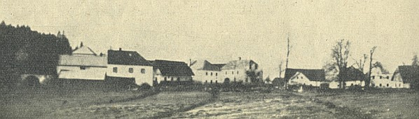 Ostrá Hora, jak se česky říkalo osadě Scharfberg u Ktiše, není zastoupena v jeho seznamu, ačkoli zanikla jako stovky jiných...