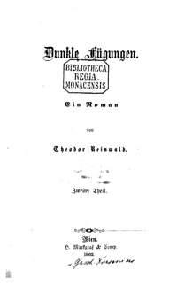 ... a titulní strana původního vydání (1862)