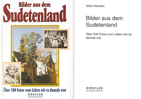Obálka a titulní list (2000) vydané ve Weltbild Verlag v Augsburgu