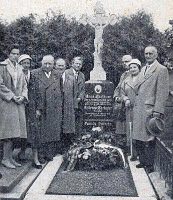 Hrob v Sankt Pölten