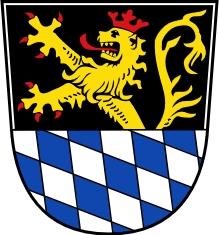 Znak bavorského města Amberg, kde Rudolf Hartauer žije se svou ženou Sonjou