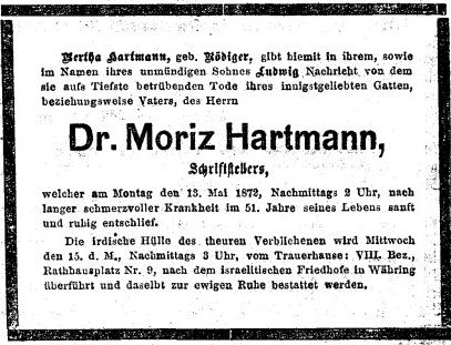 Parte ve vídeňském tisku