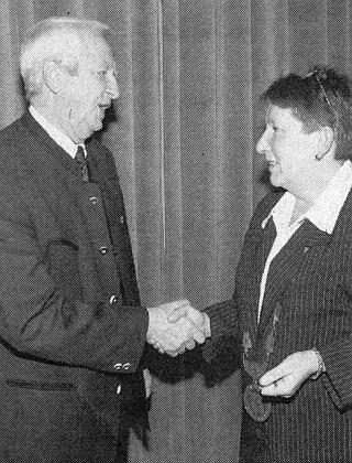 S někdejší vimperskou starostkou Stanislavou Chumanovou