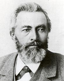 Wenzel Haselsteiner (1837-1915), volarský starosta v letech 1881-1894