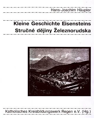 Obálka (2000) dvojjazyčného vydání jeho práce (český překlad německého originálu pořídil Ivan Kalina), vydaného Katholisches Kreisbildungswerk v Regenu