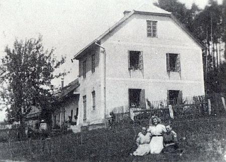 Dům Hauzenbergerových v Lopatném