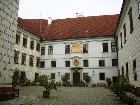 Třeboňský zámek (2012)